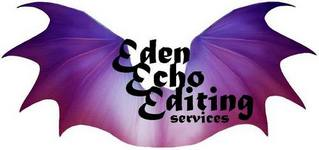 EdenEcho Editing Services