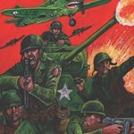 Pulp at War by J. Walt Layne, Rob Mancebo, and Teel James Glenn